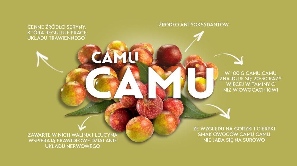 Camu camu - superfoods