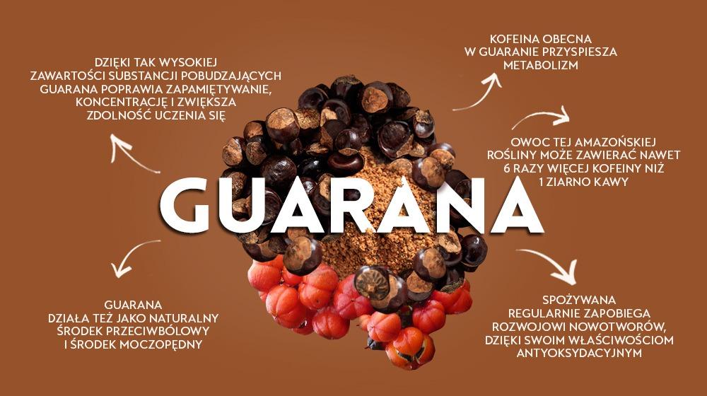 Guarana - superfoods