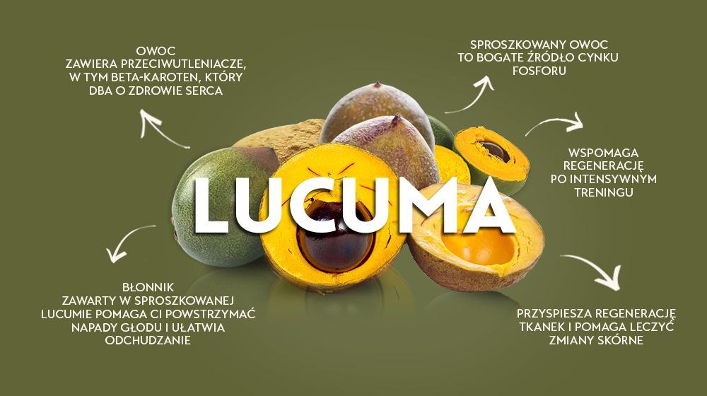 Lucuma - superfoods