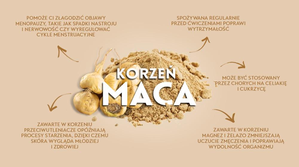 Maca - superfoods