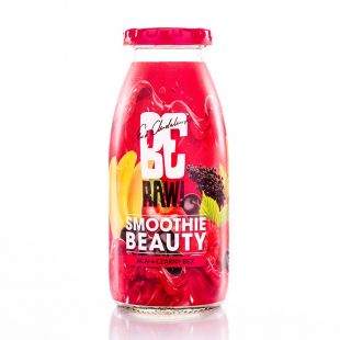 Smoothie Beauty BeRaw | Acai i czarny bez