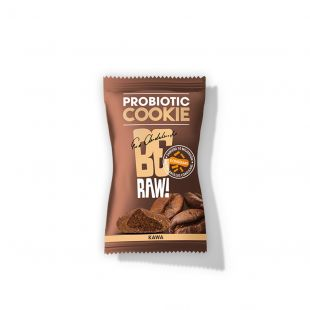 BeRAW Pro Biotic Cookie Kawa 20g