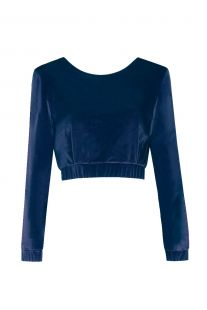 BLUZA LINDA ROYAL BLUE