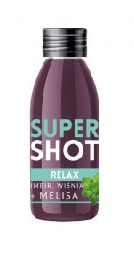 Supershot RELAX Superfoods