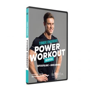 Power workout płyta DVD Tomka Choińskiego