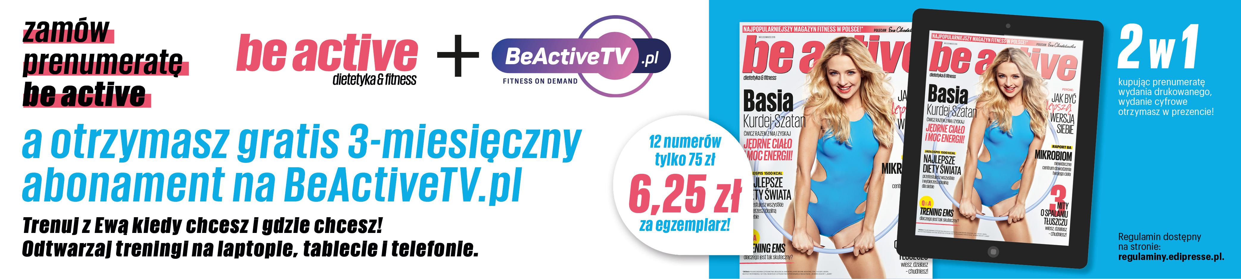 magazyn beactive